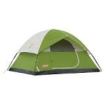 Coleman Sundome 4 Person Tent, Green