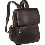 Le Donne Leather Ladies iPad eReader Backpack