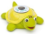 Turtlemeter the Baby Bath Floating Bath Tub Thermometer